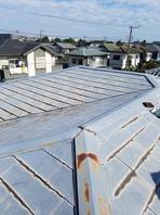 千葉県 美浜区 【屋根塗装塗り替え】施工前