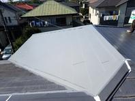 千葉県 美浜区 【屋根塗装塗り替え】工程その3