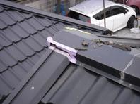 茨城県 ひたちなか市 【屋根の補修・塗装工事】工程その1