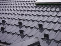 茨城県 ひたちなか市 【屋根の補修・塗装工事】工程その3