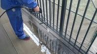 茨城県 水戸市 アパート[屋根・外壁の塗装塗り替え]工程その1