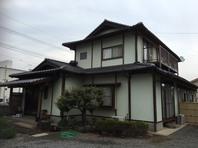 茨城県 水戸市 【外壁の塗装塗り替え】工事完了