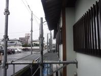 茨城県 水戸市 【外壁の塗り替え】 施工前