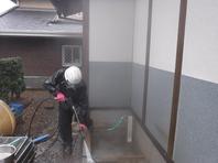 茨城県 水戸市 【外壁の塗装塗り替え】工程その1