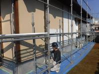 茨城県 水戸市 【外壁の塗装塗り替え】工程その5