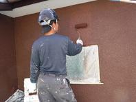茨城県 水戸市 【屋根塗装・外壁塗装】工程その4