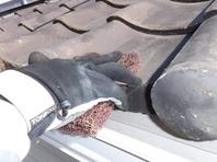 茨城県 常陸大宮市 B様邸【屋根塗装工事】 下地処理