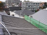 茨城県 常陸大宮市 B様邸【屋根塗装工事】  施工前