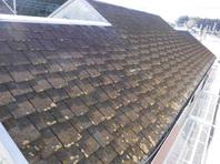 那珂市 か和とく様 屋根塗装・外壁塗装 施工前