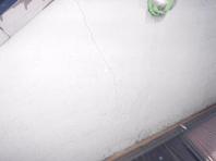 那珂市 か和とく様 外壁塗装(下地調整・クラック補修)