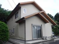 那珂市 T様 屋根・外壁塗装(着工前)
