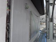 潮来市 Y様 外壁塗装 (養生・下塗り)