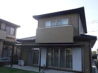 潮来市 Y様 屋根・外壁塗装工事完了