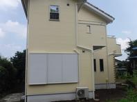 城里町 T様 外壁塗装(工事完了)