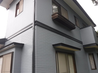 城里町 S様 屋根・外壁塗装(工事完了)