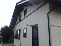 城里町  M様  外壁塗装(工事完了)