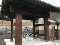 笠間市  S様  木部塗装(着工前・ケレン・下塗り・上塗り)