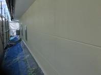 笠間市 S様 外壁塗装(上塗り)