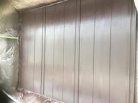 笠間市 S様 雨戸塗装(施工前・ケレン・下塗り・上塗り)