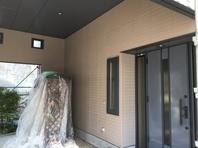 水戸市 I様 屋根・外壁塗装(施工前・高圧洗浄)
