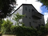 水戸市 I様 屋根・外壁塗装(完成)