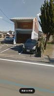水戸市 Gアパート 外壁塗装(着工前)