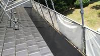 那珂市 T様 屋根・外壁塗装(中塗り・上塗り)
