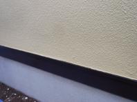 水戸市  Y様邸  水切り塗装(施工前・下塗り・上塗り)