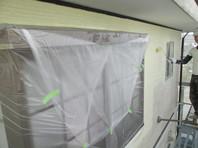 水戸市 K様邸 外壁塗装(施工前・下塗り・中塗り・上塗り)
