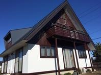 水戸市  M様邸  屋根・外壁塗装(完成)