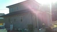城里町  N様邸  外壁塗装(着工前)