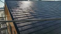 常陸太田市 S様邸 屋根塗装(高圧洗浄)