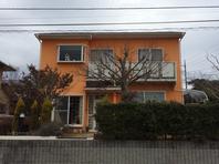 常陸太田市 S様邸 屋根・外壁塗装(着工前)