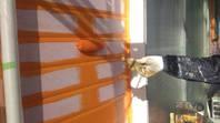 常陸太田市 S様邸 外壁塗装(中塗り)