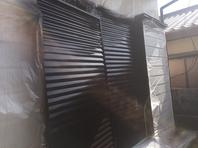 日立市 M様邸 雨戸塗装(施工前・ケレン・下塗り・上塗り)