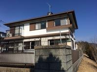 日立市 K様邸 屋根・外壁塗装(着工前)