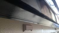 日立市 K様邸 破風塗装(施工前・ケレン・下塗り・上塗り)