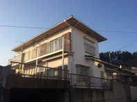 日立市 T様邸 外壁塗装(着工前)