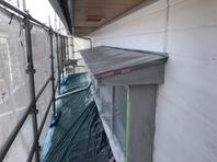 日立市 T様邸 外壁塗装(養生)