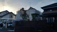 筑西市 N様邸 外壁塗装(架設足場組立)