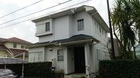 常陸太田市 H様邸 屋根・外壁塗装(着工前)