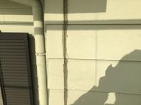 桜川市 N様邸 外壁目地補修(施工前・撤去・均し)
