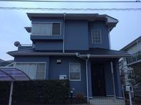 常陸太田市 H様邸 屋根・外壁塗装(完成)
