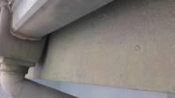 桜川市 N様邸 破風塗装(施工前・ケレン・下塗り)