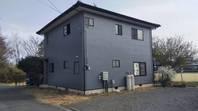 筑西市 I様邸 倉庫屋根・外壁塗装(着工前)