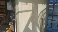 筑西市 I様邸 外壁目地補修(施工前・撤去・打設)