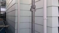 桜川市 N様邸 外壁塗装(上塗り)