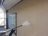 日立市 Y様邸 外壁塗装(高圧洗浄)