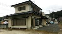 笠間市 K様邸 外壁塗装(着工前)