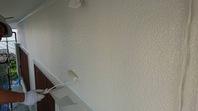 日立市 T様邸 外壁塗装(中塗り・上塗り)